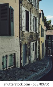 The alley in Pau