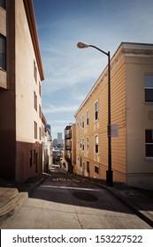 Alley in San Francisco