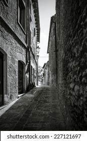 Alley in San Marino