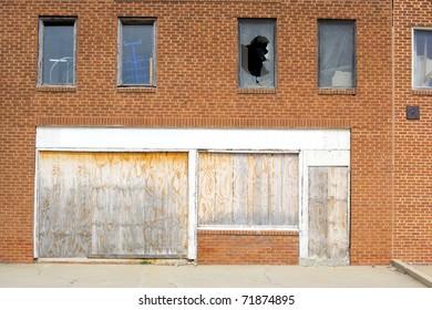 Alley Street Scene