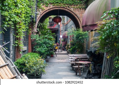 The Alleys of Shanghai, China 2018