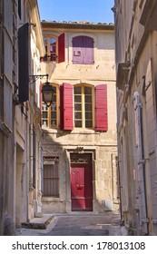 Alleyway, Arles
