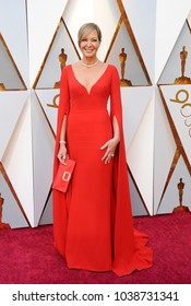 Allison Janney at the 90th Annual Academy Awards held at the Dolby Theatre in Hollywood, USA on March 4, 2018.