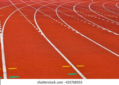 All-weather running track