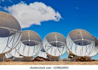 ALMA telescope Array