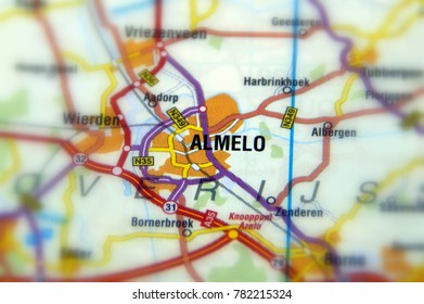 Almelo is a city in the eastern Netherlands (Europe).