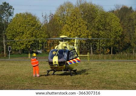 Almere Flevoland Netherlands October 30 2015 Stock Photo Edit Now