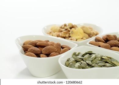 Almond & Mix nut  & Pumpkin seed