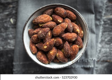 Almonds Salted