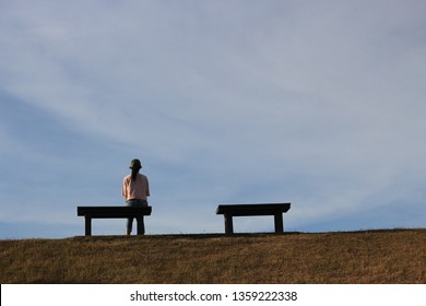 Alone and waiting