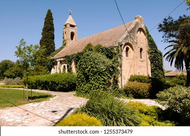 Alonei Abba is a small community located in the western Galilee (northern Israel), The Evangelical Church in Alonei Abba was built in 1916 by the German citizens of Waldheim.