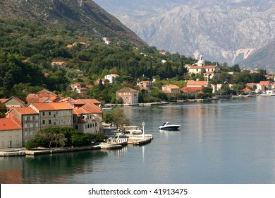 Along the Montenegro Coast