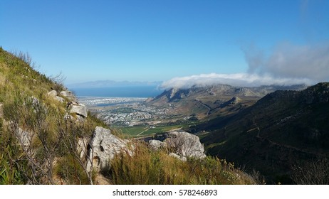 Along the Silvermine Panorama Route, Hoerikwaggo Trail, Hout Bay, South Africa