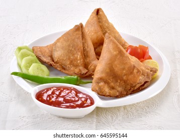 Aloo Samosa, Most Famous Indian Snack