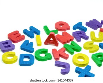 alphabet A-Z Background