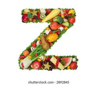 Alphabet of Health - Z