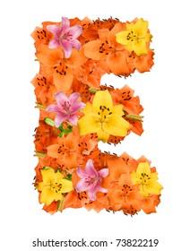 alphabet of Lily