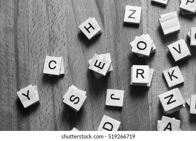alphabets / An alphabet is a standard set of letters that is used to write one or more languages based on the general principle that the letters represent phonemes