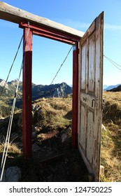 Alpine Door