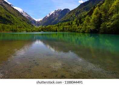 Alpine Lake in Austria