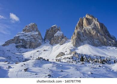 Alpine panorama 3