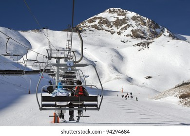 alpine ski lift