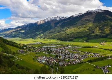 Alpine view in Austria