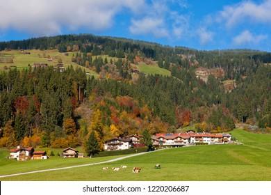 Alpine Village in Germany