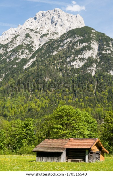 Alps, Germany, Austria, Mountains