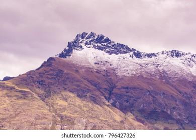 Alps Mountain Glaciers