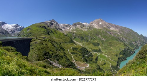 Alps mountains scenery