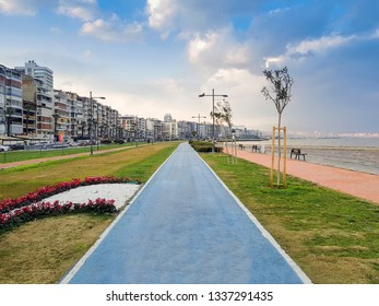 Alsancak is a centrally situated large quarter in Izmir, Turkey, within the boundaries of the metropolitan district of Konak, the historic center of the city. Kordon is the seaside famous with parks.