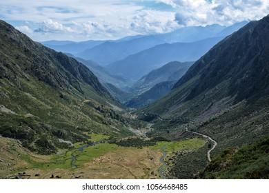 Alt Pirineu Nature Park in Catalonia
