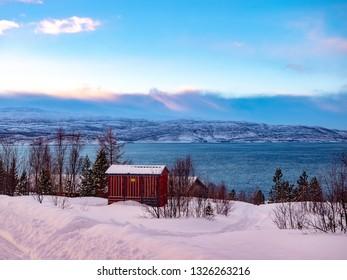 Alta Fjord, Alta, Norway