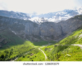 Altdorf, Switzerland: Klausen pass road