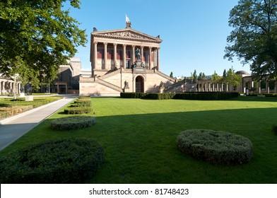 Alte Nationalgalerie in Berlin