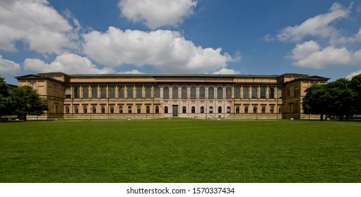 Alte Pinakothek, Munich, Bavaria, Germany