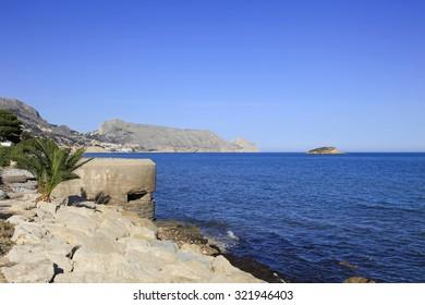 Altea Costa Blanca Spain