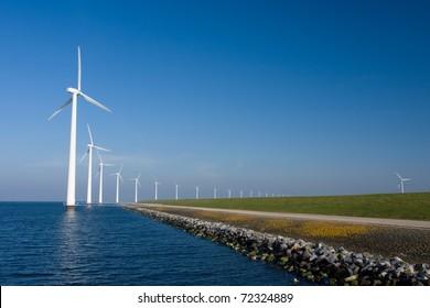 Alternative energy take over nuclear energy