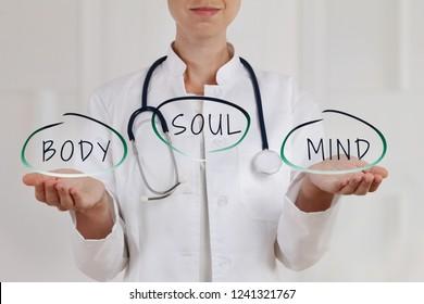 Alternative medicine and holistic health care principles
