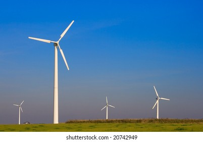 Alternative source of energy, Wind Turbines in the winter