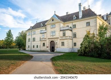 Altes Schloss (Old Castle) at Laxenburg Castle Park - Laxenburg, Austria