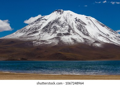 Altiplanic Lagoons in Chile