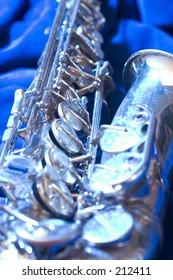Alto Saxophone blues
