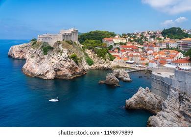 Altstadt Dubrovnik Kroatien Festung
