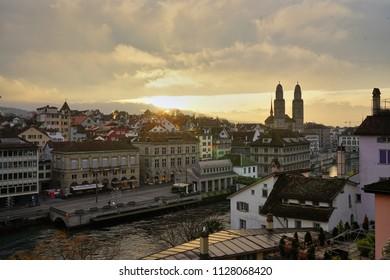 Altstadt von Zürich