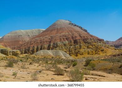 Altyn-Emel National Park - Aktau, Kazakhstan