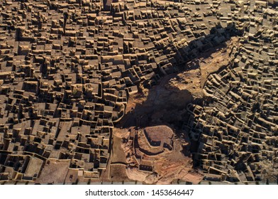 AlUla Old Town was inhabited from at least the 12th century CE until the 1980s. Its hundreds of tightly packed houses are important indication of past life in KSA.