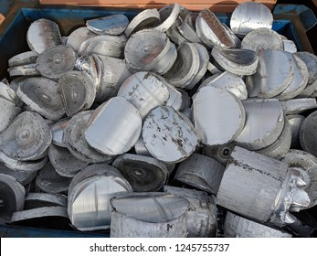 Aluminium billets scrap