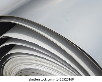 aluminium composite foil sheet panel for roofing solution.